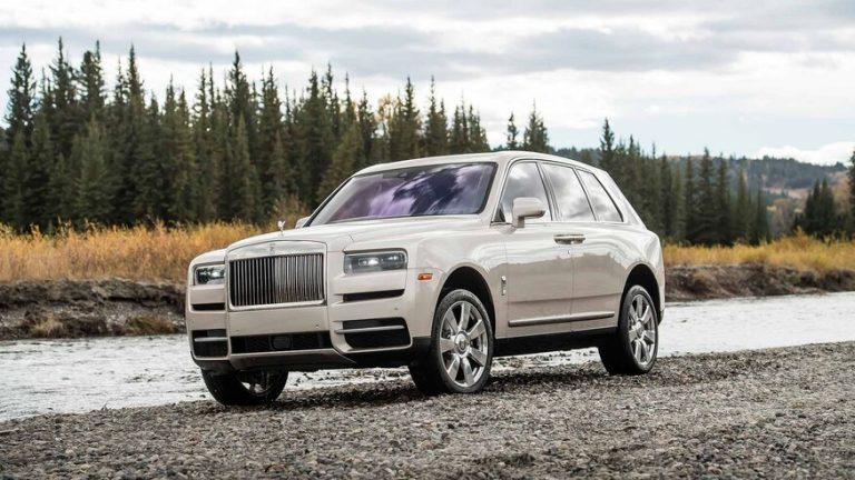 2020 Rolls Royce Cullinan بعزم 850نيوتن متر و أحصنتها الـ 571 ورفاهيتها المطلقة تتربع على عرش السيارات الفارهة