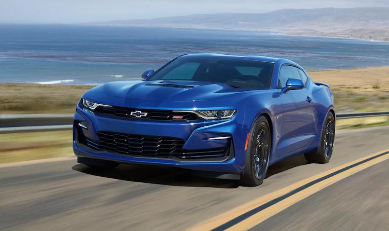 أفضل خمسة سيارات عضلات و أداء عالي لعام 2020